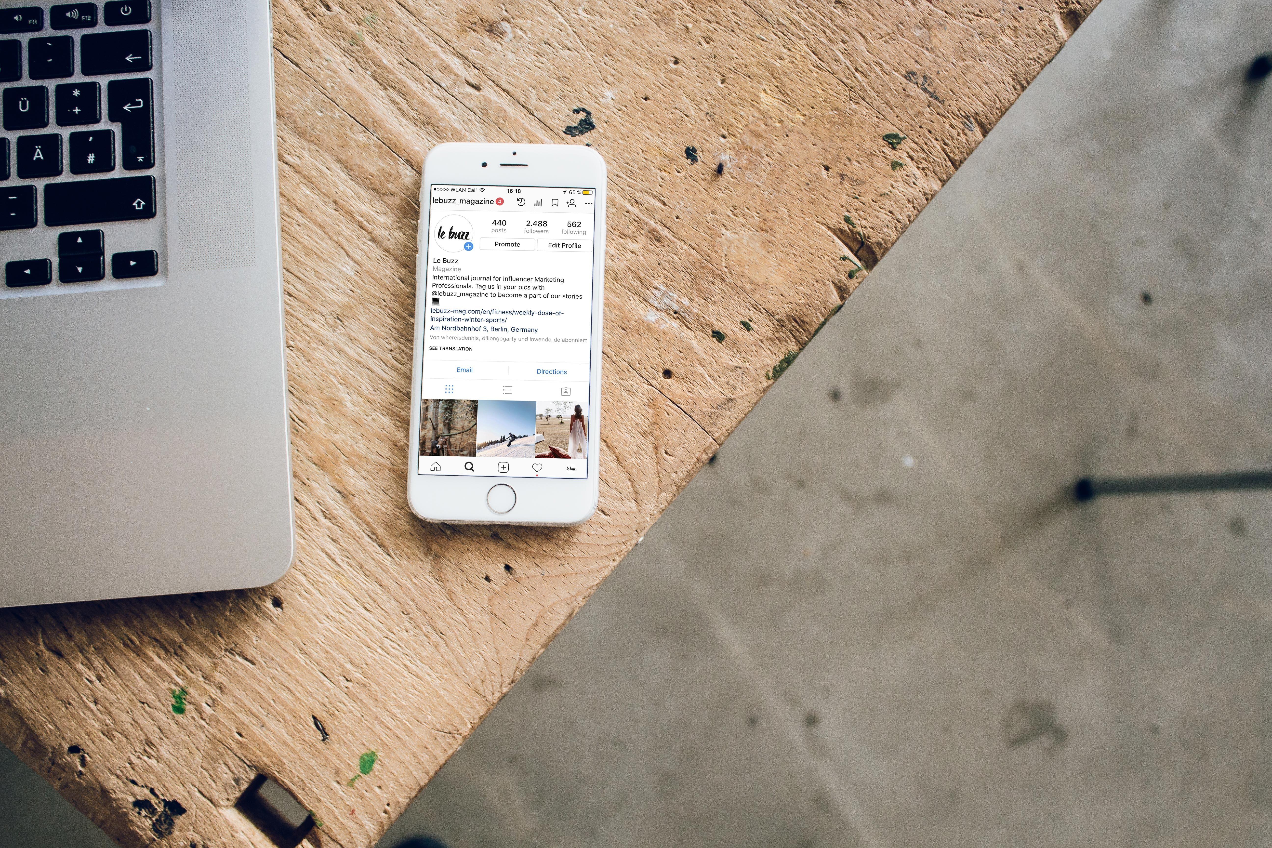 Comment gagner en visibilité grâce à Instagram