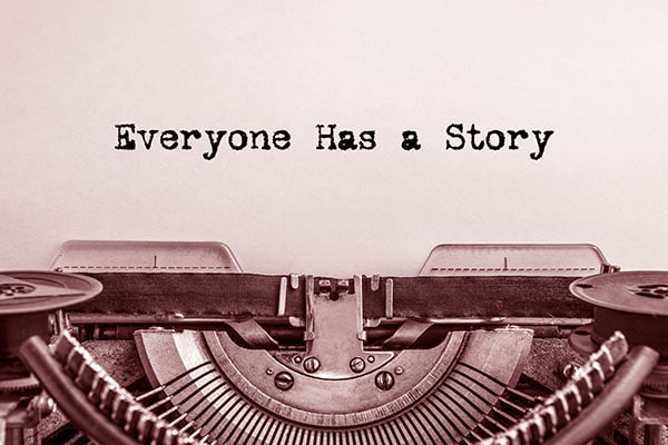 page a propos storytelling